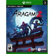 ✅ Aragami 2 XBOX ONE X S Digital Key 🔑