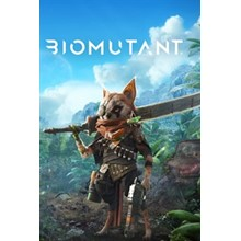 Biomutant  for Xbox