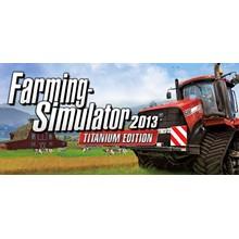Farming Simulator 2013 Titanium Edition (Steam key) RU