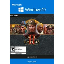 Age of Empires II Definitive Edition Win 10 Global