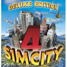 SimCity 4 Deluxe Edition (Steam key) ✅ REGION FREE + 🎁