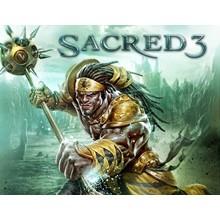 Sacred 3 (Steam key) ✅REGION FREE/GLOBAL + Bonus 🎁