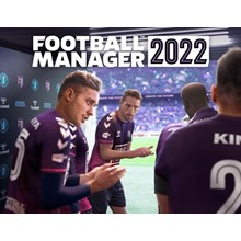 Football Manager 2022 (Steam KEY) + GIFT