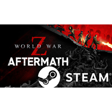 ⭐️ World War Z: Aftermath - STEAM (GLOBAL)