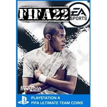 COINS FIFA 22 UT PS4 - DISCOUNTS up to 10%
