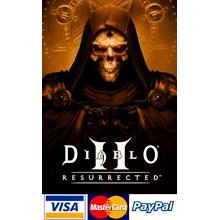 Diablo II Resurrected + GAME 🔥Xbox ONE/Series X|S 🔥