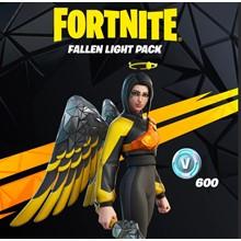 Fortnite - Fallen Light Pack + 600 V-Bucks Xbox Key🌍🔑