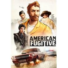 American Fugitive Xbox🔑