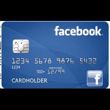 1$ VISACARD FOR FACEBOOK