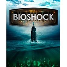 Bioshock - The Collection STEAM KEY RU+CIS