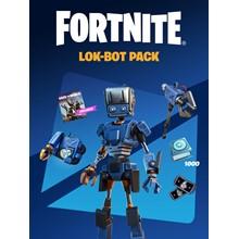 [ Fortnite ]  Lok-Bot Pack 1000 V-Bucks XBOX Key