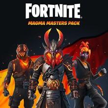 [ FORTNITE ] - Magma Masters Pack XBOX