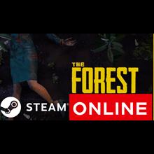 ⭐️ The Forest - STEAM ONLINE (Region Free)