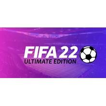 ❗❗❗FIFA 22 ULTIMATE (Origin) Account 🌍GLOBAL [Offline]