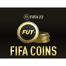 FIFA 22 UT Coins-COINS (XBOX) + 5%  for Feedback