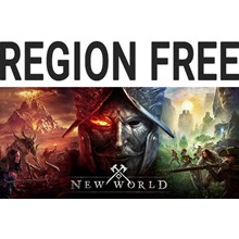 New World * New Steam Account * Online * Full Access