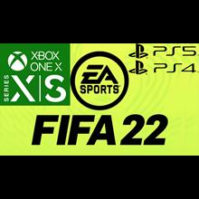 FIFA 22 ULTIMATE EDITIO XBOX ONE SERIES X|S  LIFETIME🟢