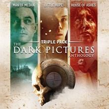 ✅ The Dark Pictures Anthology - Triple Pack| Series