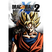 DRAGON BALL XENOVERSE 2 Account rent Steam Multiplayer