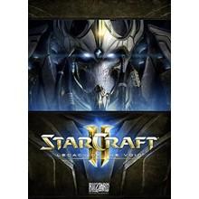 StarCraft 2 II: Legacy of the Void ( battle.net key )