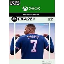 FIFA 22 ULTIMATE  XBOX ONE SERIES X|S GUARANTEE