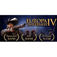 Europa Universalis IV new account with change of mail