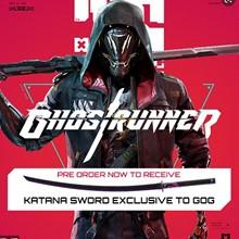 Ghostrunner - GOG Key (Region Free) + 50% DISCOUNT