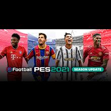 eFootball PES 2021 SEASON UPDATE new Steam account
