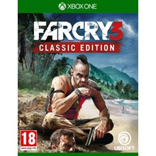 FAR CRY 3 CLASSIC EDITION XBOX ONE & SERIES X|S KEY 🔑
