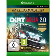 DiRT Rally 2.0 - Game of the Year Edition XBOX KEY 🔑