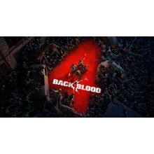 Back 4 Blood+250 GAMES+(12+1m)+GLOBAL+ONLINE🔥+PayPal