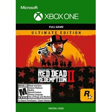 🎮Red Dead Redemption 2: Ultimate XBOX ONE / X|S 🔑Key