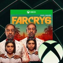 FAR CRY 6 Xbox One & Series X|S KEY🔑