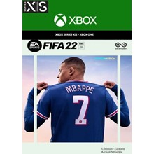 🔑 FIFA 22  Ultimate / XBOX ONE / SERIES X S / KEY 🔑