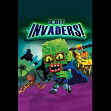✅ 8-Bit Invaders! Xbox One & Xbox Series X|S key