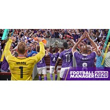Football Manager 2020 (Steam Key GLOBAL)
