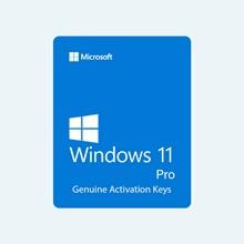 WINDOWS 11 Pro Key🌎Retail - 32/64 Microsoft Partner