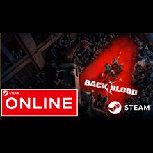 🔥[TOP]🔥 Back 4 Blood - STEAM ONLINE (Region Free)
