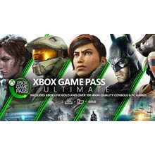 ✅🔥XBOX GAME PASS ULTIMATE 4 MONTH GLOBAL🔥Cashback 10%