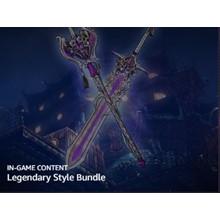 Blade & Soul: Legendary Style Bundle 💠