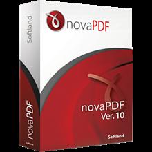 🔑 novaPDF Standard 10   License
