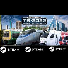 ⭐️ Train Simulator 2022 - STEAM (GLOBAL)