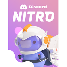 DISCORD NITRO 1 MONTH (FULL + 2BOOSTS) GIFT