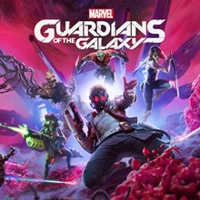 MARVEL´S GUARDIANS OF THE GALAXY DELUXE EDIT WARRANTY🟢