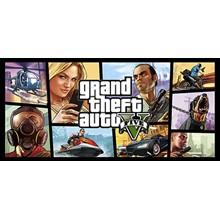 Grand Theft Auto V (GTA 5) - account Epic Games, Global
