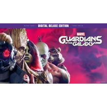 Marvel´s Guardians of the Galaxy Deluxe+Account🔥🌎
