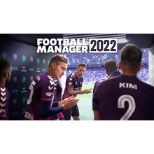 Football Manager 2022+All DLC+Account🌎GLOBAL