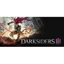 Darksiders III 3 STEAM KEY RU+CIS
