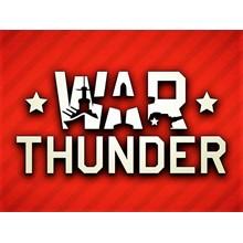 WAR THUNDER CODE 🔑 30D PREM OR TANK SMK + 7D   PAYPAL✅
