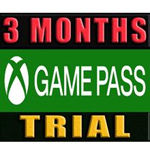 Xbox Game Pass 🔑 3 MONTHS ✅ FOR PC - TRIAL ✅ EU/USA 🔥